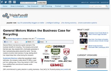 http://www.triplepundit.com/2011/10/general-motors-makes-fantastic-case-recycling/