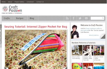 http://www.craftpassion.com/2010/04/sewing-tutorial-internal-zipper-pocket-for-bag.html
