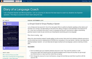 http://languagecoach-diary.blogspot.com/2011/09/la-gringas-guide-for-gringos-reading-in.html