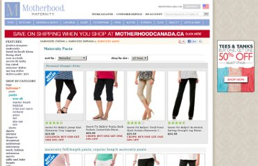 http://www.motherhood.com/maternity/pants.asp