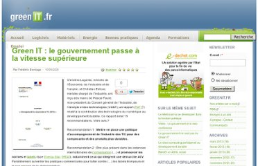 http://www.greenit.fr/article/acteurs/green-it-le-gouvernement-passe-a-la-vitesse-superieure