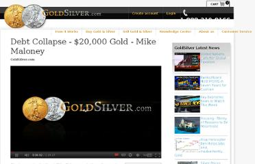 http://goldsilver.com/video/debt-collapse-20-000-gold-mike-maloney/