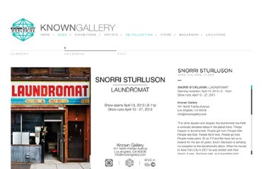 http://knowngallery.com/exhibitions/upcoming/