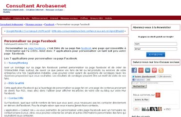 http://www.arobasenet.com/2011/10/7-applications-page-fan-facebook/