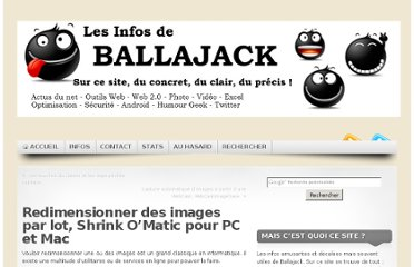 http://www.ballajack.com/redimensionner-images-lot-shrink-omatic-pc-mac