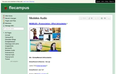 http://flecampus.wikispaces.com/Modeles+Audio