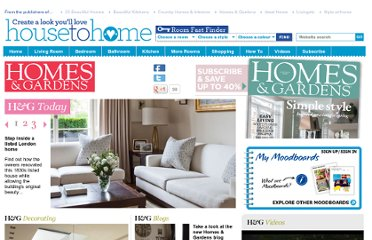 http://www.housetohome.co.uk/homesandgardens