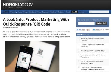 http://www.hongkiat.com/blog/quick-response-qr-code-product-marketing/