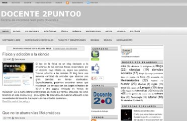 http://docente2punto0.blogspot.com/search/label/fisica