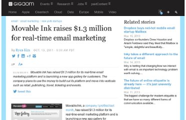http://gigaom.com/2011/10/13/movable-ink-raises-1-3-million-for-real-time-email-marketing/