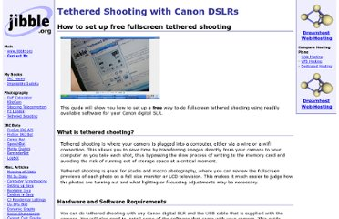 http://www.jibble.org/canon-tethered-shooting/