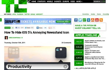 http://techcrunch.com/2011/10/13/how-to-hide-newsstand-icon-in-a-folder/