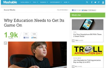 http://mashable.com/2011/10/13/education-gaming/