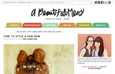 http://abeautifulmess.typepad.com/my_weblog/2011/10/how-to-style-a-hair-bow.html