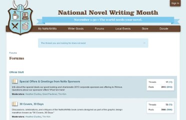 http://www.nanowrimo.org/en/forums/fantasy/threads/2542