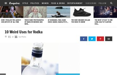 http://www.thedailygreen.com/green-homes/latest/vodka-uses-460424