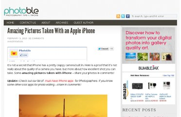 http://www.photoble.com/photo-inspiration/amazing-pictures-taken-with-an-apple-iphone