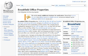 http://en.wikipedia.org/wiki/Brookfield_Office_Properties