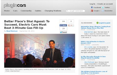 http://www.plugincars.com/better-place-shai-agassi-succeed-electric-cars-must-beat-3-minute-gas-fill-107961.html