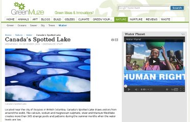 http://www.greenmuze.com/nature/water/1947-canadas-spotted-lake-.html