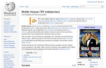 http://en.wikipedia.org/wiki/Noble_House_(TV_miniseries)
