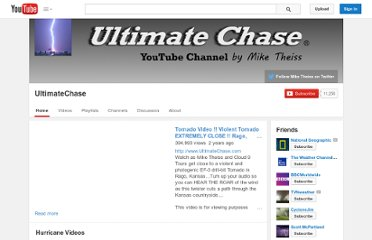 http://www.youtube.com/user/UltimateChase