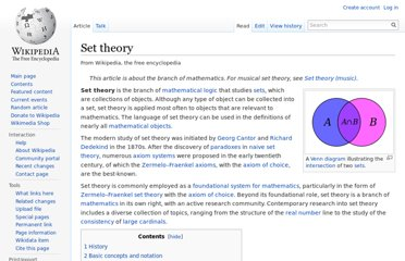 http://en.wikipedia.org/wiki/Set_theory