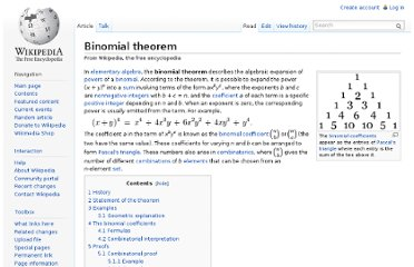 http://en.wikipedia.org/wiki/Binomial_theorem