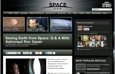 http://www.space.com/13115-earth-space-astronaut-ron-garan-interview.html