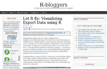 http://www.r-bloggers.com/let-r-fly-visualizing-export-data-using-r/