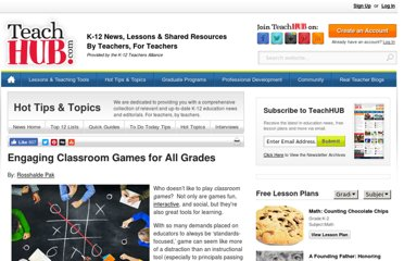 http://www.teachhub.com/engaging-classroom-games-all-grades