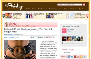 http://www.thefrisky.com/2010-02-05/rebekah-frank-designs-jewelry-you-can-kill-people-with/