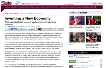 http://www.slate.com/articles/news_and_politics/the_best_policy/2009/12/inventing_a_new_economy.html
