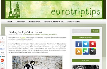 http://www.eurotriptips.com/finding-banksy-art-in-london/