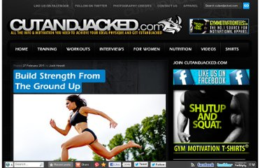 http://www.cutandjacked.com/Strength-From-Ground-Up