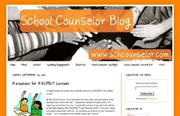 http://www.schcounselor.com/2010/09/resources-for-respect-lessons.html