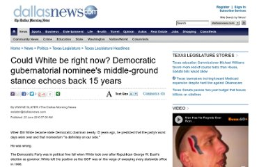 http://www.dallasnews.com/news/politics/texas-legislature/headlines/20100625-Could-White-be-right-now-9748.ece