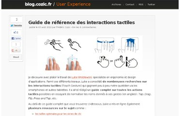 http://blog.cozic.fr/guide-de-reference-des-interactions-tactiles-touch-gesture