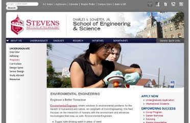http://www.stevens.edu/ses/undergrad/environmental_engineering.html