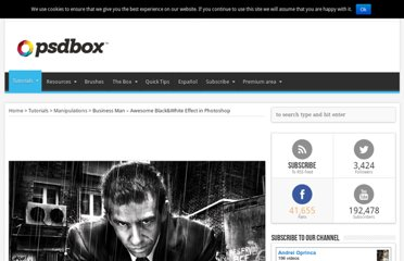 http://www.psdbox.com/tutorials/business-man-awesome-black-white-tutorial/