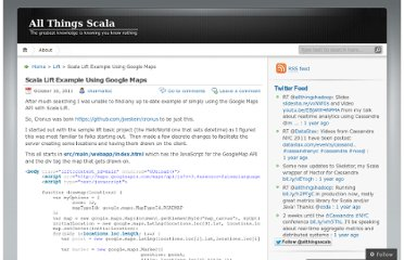 http://allthingsscala.com/2011/10/16/scala-lift-example-using-google-maps/