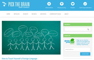 http://www.pickthebrain.com/blog/how-to-teach-yourself-a-foreign-language/