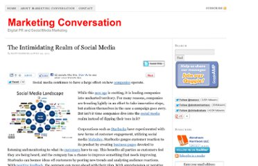 http://marketingconversation.com/2011/07/22/the-intimidating-realm-of-social-media/