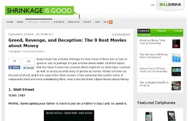 http://www.billshrink.com/blog/10142/best-movies-about-money/