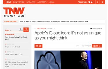 http://thenextweb.com/apple/2011/10/16/apples-icloud-icon-its-not-as-unique-as-you-might-think/