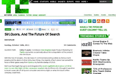http://techcrunch.com/2011/10/16/siriquora-and-the-future-of-search/