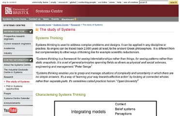 http://www.bristol.ac.uk/eng-systems-centre/research/systemsstudy/
