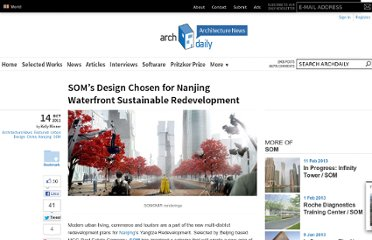 http://www.archdaily.com/176583/soms-design-chosen-for-nanjing-waterfront-sustainable-redevelopment/