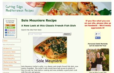 http://www.cutting-edge-mediterranean-recipes.com/sole-meuniere.html