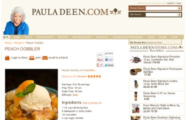 http://www.pauladeen.com/recipes/view2/peach_cobbler
